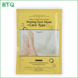 Remove Dead Skin Cuticle Heel Pedicure Socks Foot Peeling Mask Skin Exfoliating Whitening Foot Mask pictures & photos
