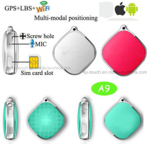 Micro SIM Card Mini GPS Tracker for Person/Cat/Pet (A9) pictures & photos