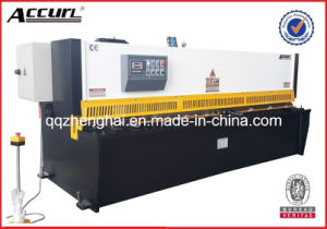 Hydraulic QC12y-6*6000 with CE Certificate Popular in USA and EU Hot Sale Product Shearing Machine pictures & photos