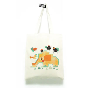 Canvas Bag Use on Supermarket (CS-20) pictures & photos