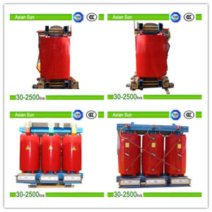 3 Phase Step up or Down Cast Resin Dry Type Transformer pictures & photos