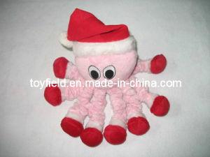 Elastic Pet Dog Toy Santa Christmas Dog Toy pictures & photos