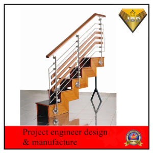 DIY Stainless Steel Railing/ Balustrade for Staircase (JBD-Z16) pictures & photos