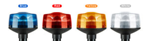 Police Motorcycle Rear Light LED Pole Light pictures & photos