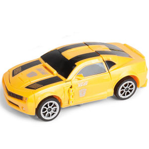 Hot Sale ABS Change Robot Car Toy pictures & photos