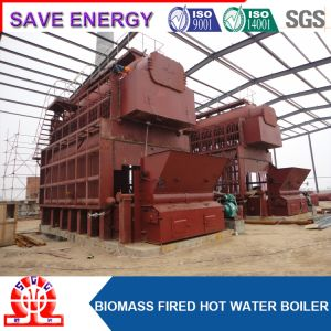 Horizontal Drum Peanut Shell Boiler with ASME pictures & photos