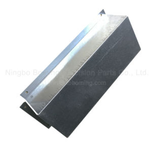 Sheet Matal Part of Metal Box Frame in Cold Plate pictures & photos
