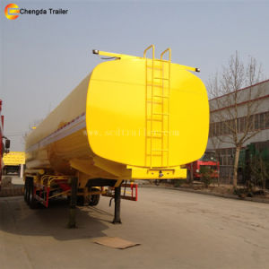 Chengda Trailer 3 Axles 40cbm Oil Tanker Semi Trailer pictures & photos