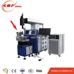 300W Metal Contious Wave/Cw YAG 3-Axis Auto Laser Welding Machine pictures & photos