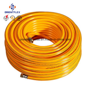 Reinforced PVC High Pressure Irrigation Agricultural Spray Hose pictures & photos
