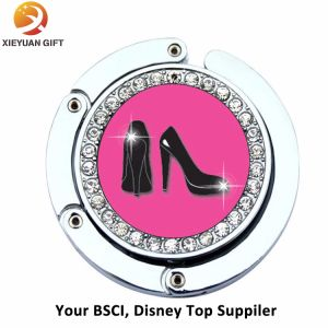 Printed Logo Metal High-Heeled Shoes Bag Hanger pictures & photos