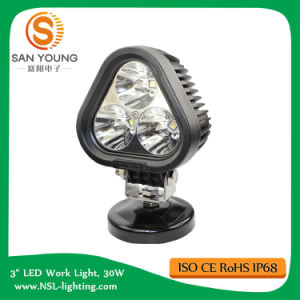 CREE Motorcycle LED Headlight off Road LED Driving Light Lamp LED Nsl-3003t-30W pictures & photos