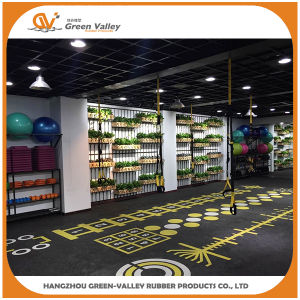 PAHs Approved EPDM Rubber Roll Mat Flooring for Gym pictures & photos