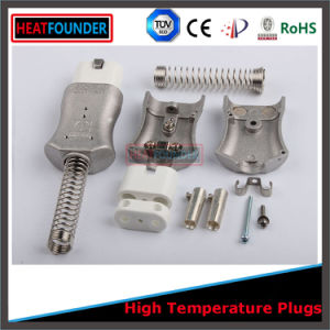 High Temperature Ceramic Plug with 90 Degree Angle pictures & photos