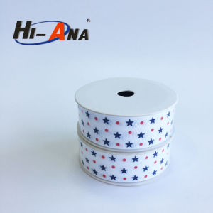 OEM Custom Made Top Quality Good Price Fabric Ribbon Printer pictures & photos