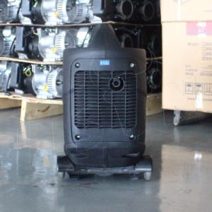 Bison (China) BS-X4600 Super Quiet Safe Household Inverter Generator pictures & photos