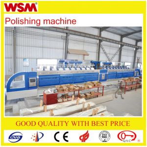 16 Heads Polishing Machine with PLC & Touch Screen pictures & photos