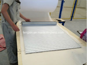 Fire Protection Safety Aluminum Alloy Exterior Rolling Shutter Door pictures & photos