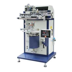 Spc Cylinder Screen Printing Machine for Sale pictures & photos