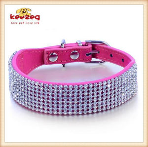 Keezeg Quality Fashion Pet Dog Collars/Cat Collars Leashes (KC0059) pictures & photos