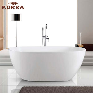 Simple Freestanding Acrylic Bathtub K1561 pictures & photos