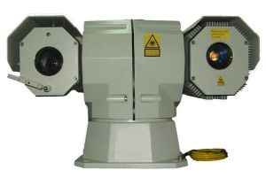 FHD PTZ Outdoor Laser Night Vision IP Camera (SHR-HLV311) pictures & photos