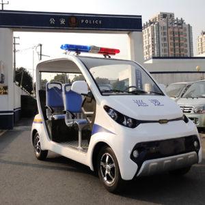 4 Seats Electric Patrol Vehicles Wholesale pictures & photos