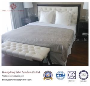 Modern Hotel Furniture for King Bedroom with Bed Bench (6334) pictures & photos