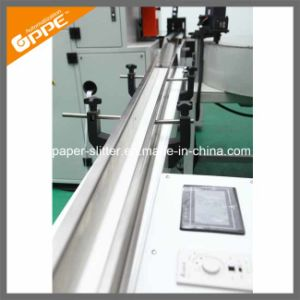 Wholesale Thermal Roll Slitter Packaging Line pictures & photos