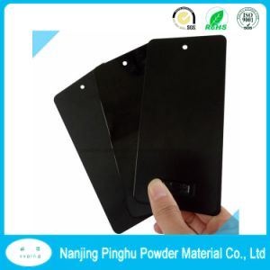 Black Powder Coating Paint with Different Gloss pictures & photos