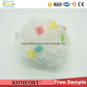 Bath Sponges Body Wash Exfoliating Mesh Puff Shower Loofahs (JMC175P) pictures & photos