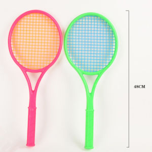 Colorful Children Plastic Tennis Racket Toy for Tennis Game pictures & photos