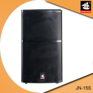 15 Inch Professional Audio Subwoofer Box Jn-15s pictures & photos