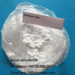 Healthy Male Enhancement Mixture Blend Steroids Powder Testosterone Sustanon 250 pictures & photos