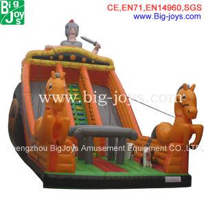 Amusement Park Games Factory Inflatable Slides Inflatable Dry Slide Inflatable Slides for Sale pictures & photos