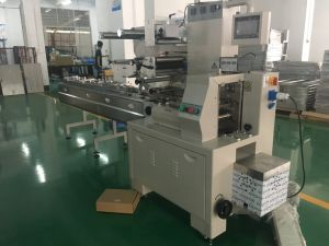 Zp100 Otas Cookies Pillow Package Machine pictures & photos