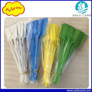 Green Color Ntag213 NFC Seal Cable Tag pictures & photos
