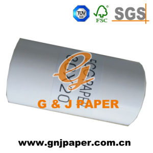 Uncoated Z-Fold Ctg Chart Paper in Sheet (Fetal Monitor Paper) pictures & photos