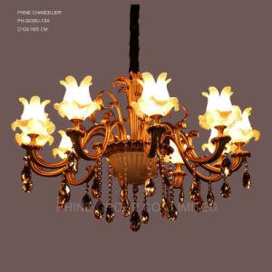 Swarovski Crystal Decoration Chandelier Copper Light pictures & photos