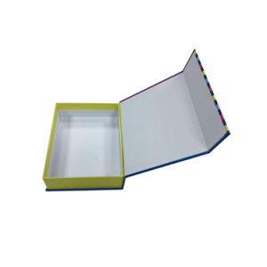 Foldable Magnetic Closure Paper Packaging Boxes pictures & photos