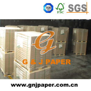 Uncoated White Woofree Writing Paper for Offset Printing Printer pictures & photos