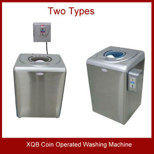 Self-Service Laundry Machine, Homeuse Washing Machine (XQB) pictures & photos