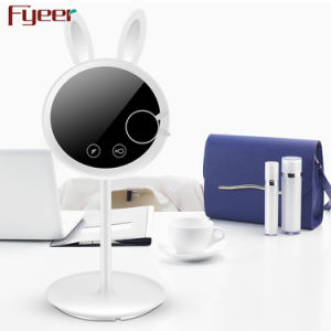 Fyeer 2017 Christmas Gift Multifunction 7 Inch LED Makeup Mirror Lighted Lamp Mirror pictures & photos