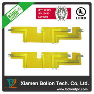 Double Side Finger-Impending Flexible PCB Connector pictures & photos