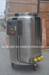 Stainless Steel Chocolate Mixing Machine with Heater pictures & photos