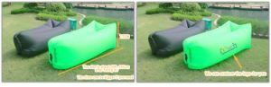 High Quality Nylon Ripstop Air Sleeping Bag Sofa Air Bed Sofa Inflatable Camping Sofa pictures & photos