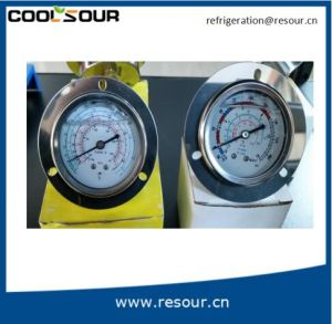 Resour Oil Pressure Gauges for Refrigeration pictures & photos