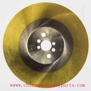 Factory Direct Wholesale Superhard Coatings HSS Saw Blade for Metal Cutting pictures & photos