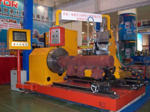3D-Pipe Plasma/Flame Cutting Machine (Hypertherm HPR260) Heavy Duty pictures & photos