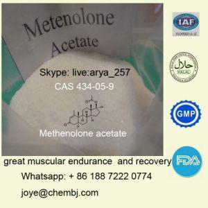 Methenolone Acetate Bodbuilding Legit Steroids Primobol Primobolan Weight Loss pictures & photos